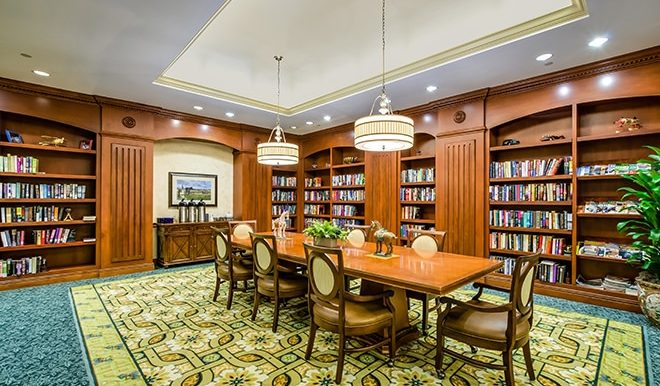 brookdale-gaines-ranch-7-library