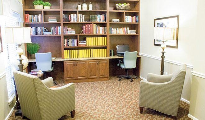 brookdale-spicewood-springs-7-library